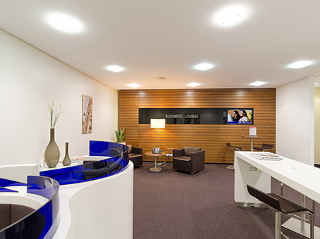 Regus Business Lounge in Dusseldorf Seestern