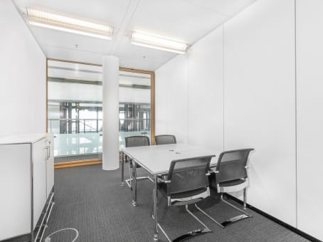 Coworking space day offices in dusseldorf stadttor for 17th floor