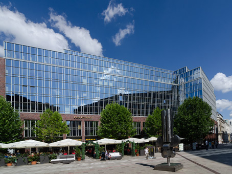 Regus Business Centre in Hamburg Fleethof