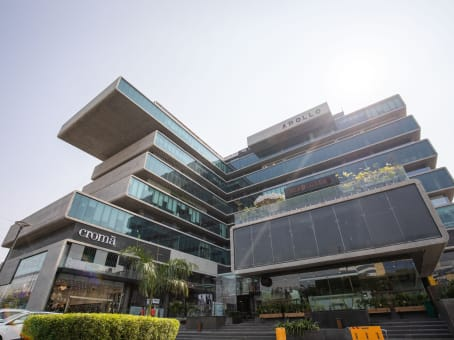 Office Space in Indore, Apollo - Serviced Offices | Regus IN