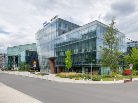 Building at Equal Business Park C, 28B Wielicka street in Krakow 1