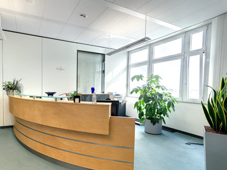 Regus Business Centre in Heidelberg SAP Partnerport Walldorf