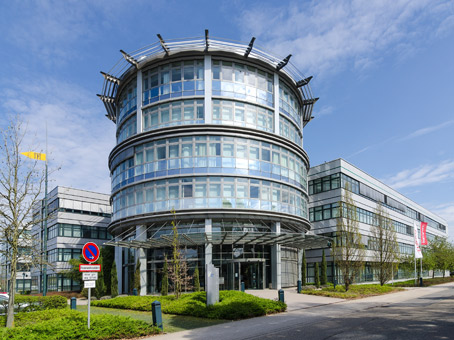 Regus Office Space in Heidelberg SAP Partnerport Walldorf