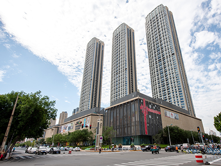 Building at 3&4/F, Tianjin Riverview Place, No. 238 Liuwei Road, Hedong District in Tianjin 1