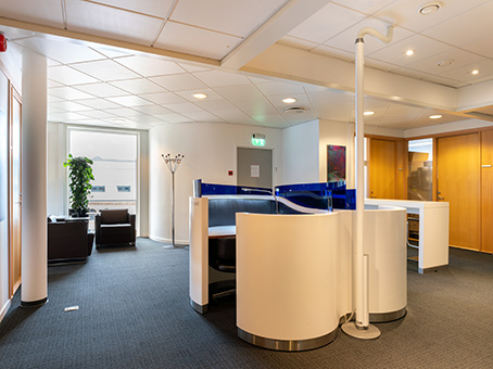 Regus Business Lounge in Oslo Skoyen