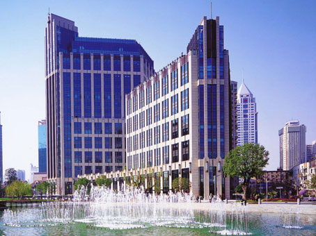 Meeting rooms at Shanghai One Corporate Avenue