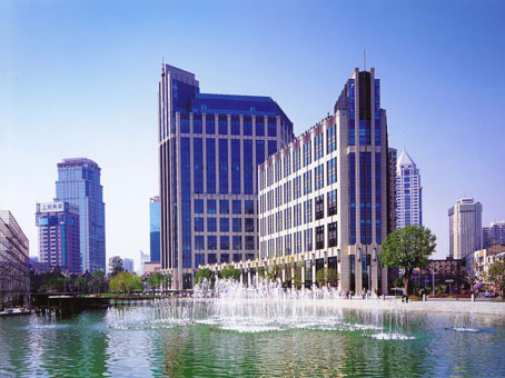 Building at 15/F One Corporate Avenue, 222 Hubin Road, Luwan District in Shanghai 1