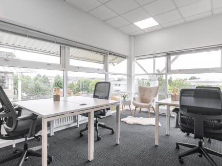 Regus Business Centre in Oxford Business Park