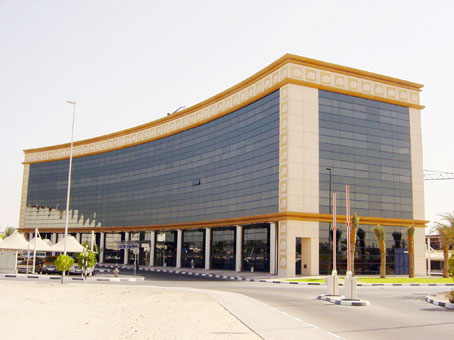 Regus Business Centre in Dubai Airport Free Zone