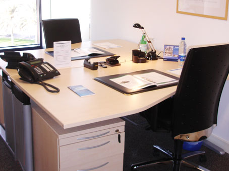 Regus Day Office in Dubai Airport Free Zone