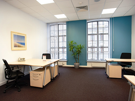 Regus Business Centre in Moscow Avrora Business Park