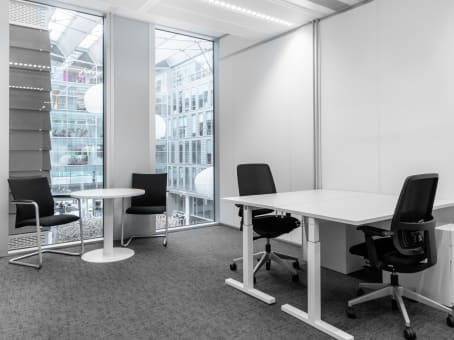Regus Virtual Office in Amsterdam WTC