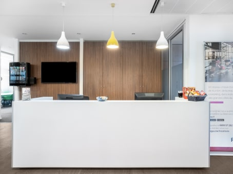 Regus Business Lounge in Braine-L