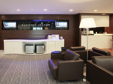 Regus Business Lounge in Seoul Korea First Bank