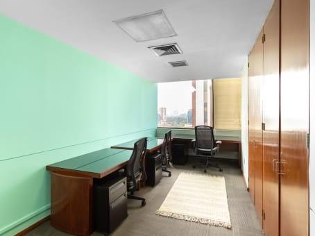 Regus Office Space in Mexico City Homero