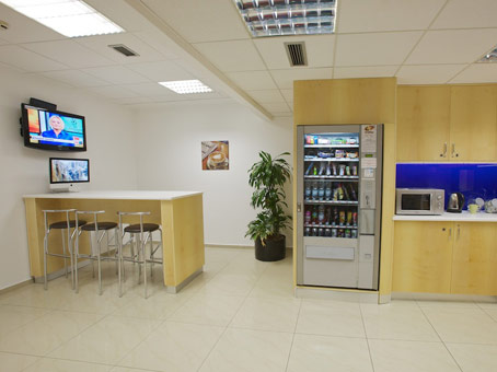 Regus Business Lounge in Budapest EMKE