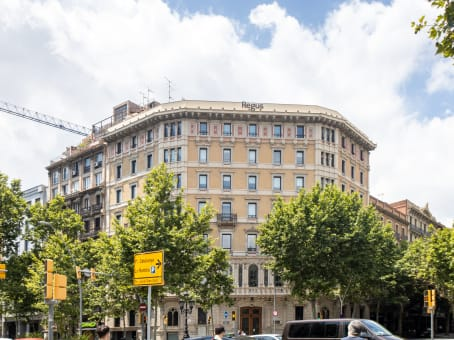 Regus Business Centre, Barcelona Gran Via