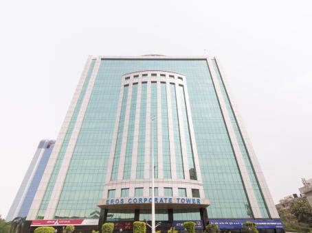 Building at 15th Floor, Eros Corporate Tower, Nehru Place in New Delhi 1