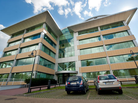 Regus Day Office in Warsaw Wisniowy Business Park
