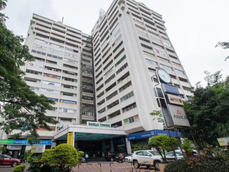 Building at Level 9 Raheja Towers, 26-27 Mahatma Gandhi Road in Bangalore 1