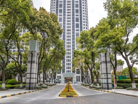 Building at 18/F Bund Centre, 222 Yan An Road East, Huangpu District in Shanghai 1