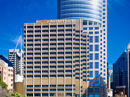 Regus Office Space, Sydney Macquarie House