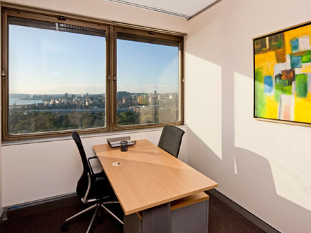 Regus Office Space in Sydney Macquarie House