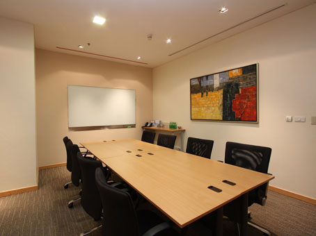 Regus Business Centre in Bangkok Q House Lumpini