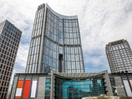 Building at 23/F Tower A Center Plaza, 161 Lin He Road West, Tianhe District in Guangzhou 1