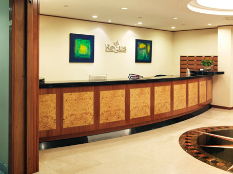 Regus Business Lounge in Kuala Lumpur Central Plaza