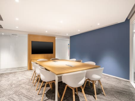 Regus Business Lounge in Hong Kong Central Plaza