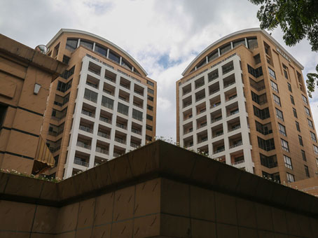 Building at Level 1, Tower B, The Millenia, 1 & 2 Murphy Road, Ulsoor in Bangalore 1