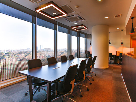 Regus Day Office in Istanbul Levent Kanyon