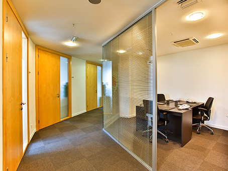 Regus Office Space in Istanbul Levent Kanyon