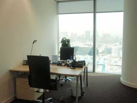 Regus Day Office in Dubai Burjuman