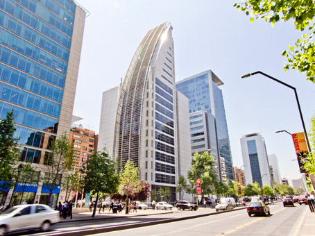 Regus Day Office in Santiago El Golf