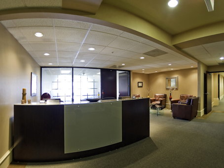 Regus Meeting Room in Frisco Square