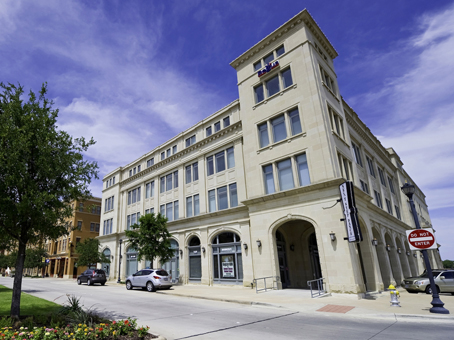 Building at 6136 Frisco Square Blvd, Suite 400 in Frisco 1