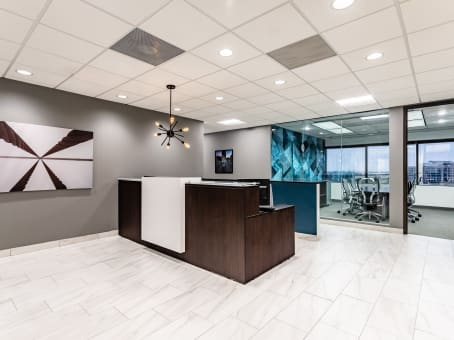Regus Business Lounge in Texas, Irving - Las Colinas Embassy Building