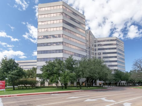 Regus Business Lounge, Texas, Dallas - Signature Place