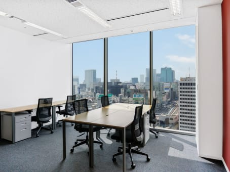Regus Office Space in Tokyo Pacific Century Place