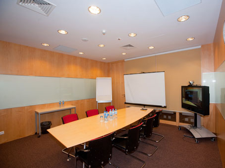 Regus Meeting Room in Warsaw Mokotow