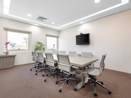 Regus Day Office in Doha Airport
