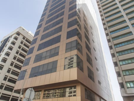 Building at Al Odaid Office Tower, 10th, 11th & 12th Floor, Airport Road, Rashid Al Maktoum Street 2, PO box 128 161 in Abu Dhabi 1