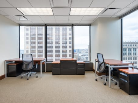 Regus Business Centre in Downtown Milwaukee