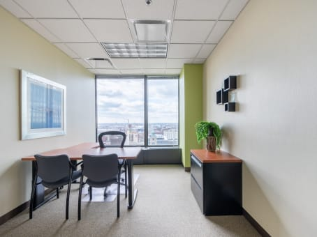 Regus Business Lounge in Downtown Milwaukee