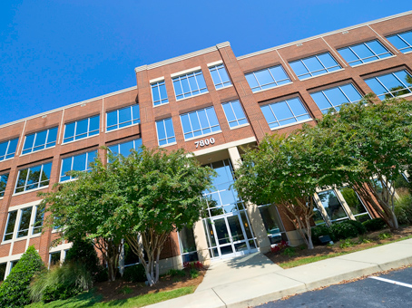 Regus Business Centre, North Carolina, Greensboro - Concourse