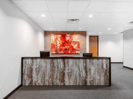 Regus Business Centre in Downtown Alamo Corporate Center