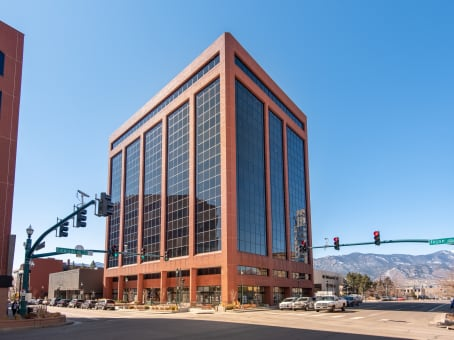 Regus Meeting Room, Colorado, Colorado Springs - Downtown Alamo Corporate Center
