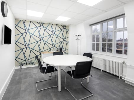 Regus Meeting Room, London King's Cross